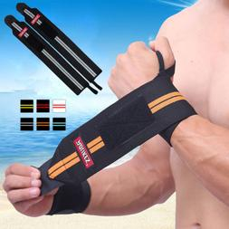 1 Pair/2x Sport Gym Hand Wrist Brace Support Weight Lifting