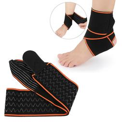 1 Pair Ankle Supports Breathable Ankle Wraps Braces for Runn