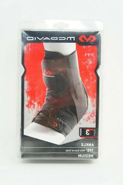 Mcdavid 195R Lightweight Ankle Brace Black Medium