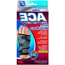 ACE 207738 TekZone Deluxe Wrist Br - Hand- Left Hand, Size-