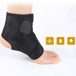 2Pcs Feet Ankle Brace Compression Adjustable For Unisex Spor