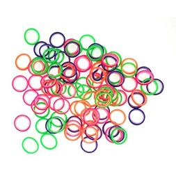 "Neon 3/16"" 4.5 oz - Orthodontic Elastic - for Braces - Denta"