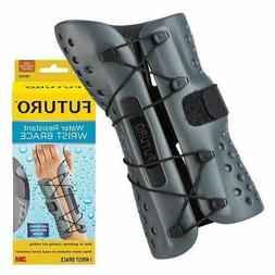 FUTURO 3M Water Resistant Wrist Brace for Right Hand, Large/