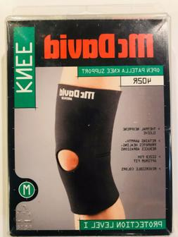 McDavid Knee Thermal Compression Therapy Support Brace Open