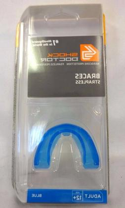 Shock Doctor 4100A Adult Braces Strapless Mouthguard - DK2T