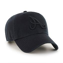 '47 Atlanta Braves Hat MLB Authentic Brand Clean Up Adjustab