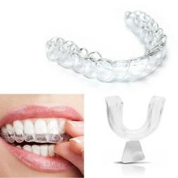 4x Dental Mouth Guard Bruxism Tooth Covers Night Tooth Grind