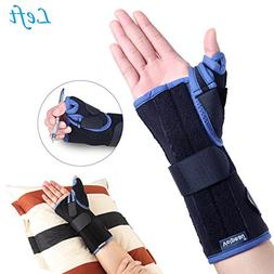 Wrist Brace with Thumb Spica Splint Support for De Quervain'