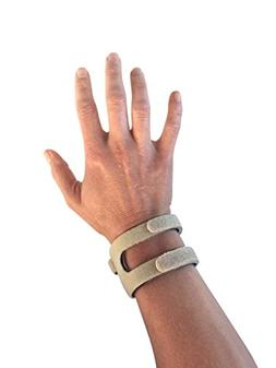 WristWidget® - Patented, Adjustable Wrist Support Band For