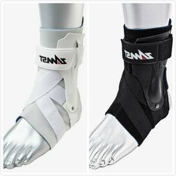 Zamst A2-DX Ankle Brace Black White Small Left Right CLEARAN