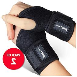 adjustable athletic wrist brace support