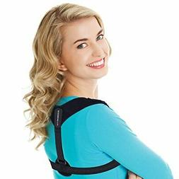 Adjustable Back Posture Corrector by EcoGear FX - A Light We