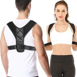 Adjustable Posture Corrector Back Shoulder Support Correct B