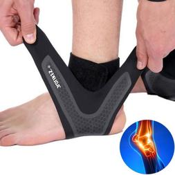 adjustable sports elastic ankle brace support basketball