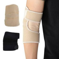 Adjustable Tennis Elbow Brace Arm Support Straps Compression