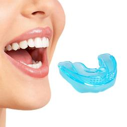 Adult Mouthguard Sports Mouth Guard Teeth Braces Protector G