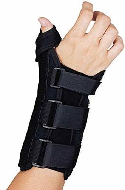 AlphaBrace Wrist Brace with Thumb Splint For Carpel Tunnel R