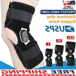 Aluminium Knee Twin Hinged Support Medical Grade Breathable