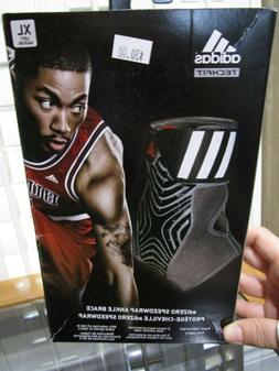 ADIDAS ANKLE BRACE,ADIZERO SPEEDWRAP,SIZE XL,LEFT FOOT,FREE