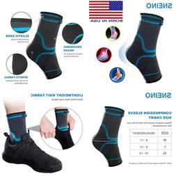 Ankle Brace Compression Sleeve For Swelling Braces Volleybal