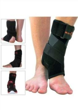 Ankle Brace for Men & Women, Comfortable and Adjustable Comp