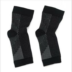 Ankle Brace Sock Foot Doc Plantar Arch Support Compression S