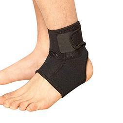 DHmart Ankle Brace Support Sports Adjustable Ankle Straps Sp