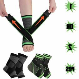 ankle brace support foot plantar pain fasciitis