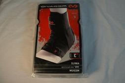 MCDAVID ANKLE BRACE W/ STRAPS,LEVEL 3,MEDIUM,NEW IN BOX US S