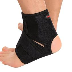 Liomor Ankle Support Breathable Ankle Brace for Running Bask