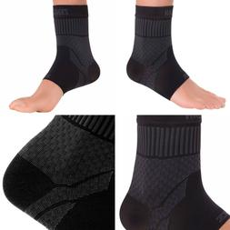 Zensah Ankle Support Compression Brace Great For Running Soc