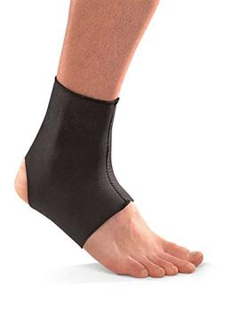 Mueller Ankle Support Neoprene Blend, Black, Large