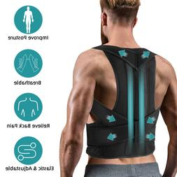 Back Posture Correction Shoulder Corrector Support Brace Bel