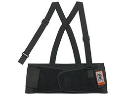 Ergodyne Back Support - Washable - Black