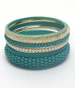Bangle Bracelet Set Range from thin to wider bangle Contains
