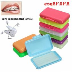 Braces Dental Orthodontics Wax Fruit Scent Teeth Protective