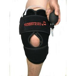 Knee Braces For Women Men Therapy Wrap W/ Ice Pack and Air C