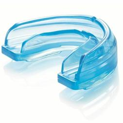 Shock Doctor Braces Mouth Guard Gum Shield Blue Boxing Marti