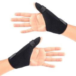 Breathable Thumb Spica Splint Brace Support Stabiliser Arthr