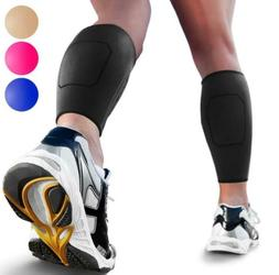 Calf Compression Sleeve by SPARTHOS  – Leg Brace for Men a