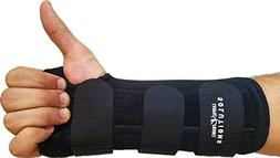 Carpal Tunnel Night Time Wrist Brace for Left Hand By Carpal