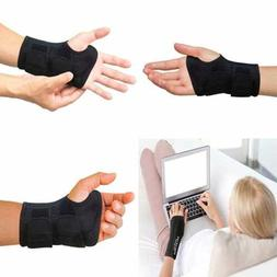 Carpal Tunnel Wrist Brace for Men and Women - Day and Night