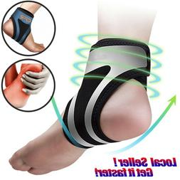 CFR Ankle Support Foot Drop Brace Orthosis Splint Recovery S
