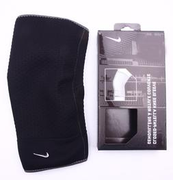 Nike Closed Patella Knee Sleeve Compression Support Black Br