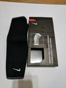 Nike Closed Patella Knee Sleeve Compression Support Brace Si