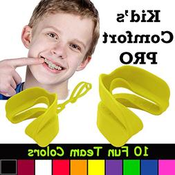 comfort youth double mouth guard