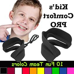 Kid's Comfort PRO Youth Double Sports Mouth Guard Wear with