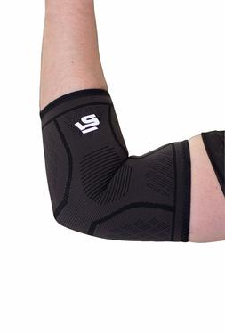 Compression Elbow Sleeve Support Brace For Tendonitis, Bursi