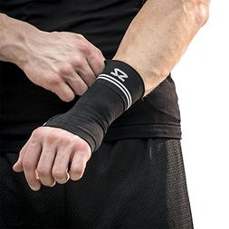 Zensah Compression Wrist Support - Wrist Sleeve for Wrist Pa