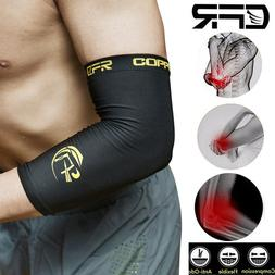 copper tennis elbow compression support brace joint